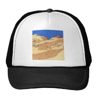 Felix Vallotton - Mountain landscape Mesh Hats