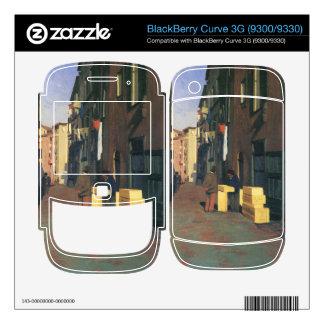 Felix Vallotton - Old street in Nice France Skin For BlackBerry Curve