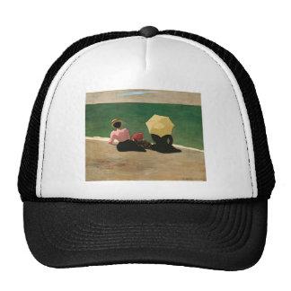 Felix Vallotton - On the Beach Trucker Hat