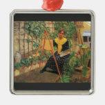 Felix Vallotton - pintura de la mujer joven Adorno Para Reyes