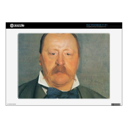 Felix Vallotton - Portrait of Alfred Delisle Acer Chromebook Decal