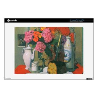 """Felix Vallotton - Still life 13"""" Laptop Skin"""