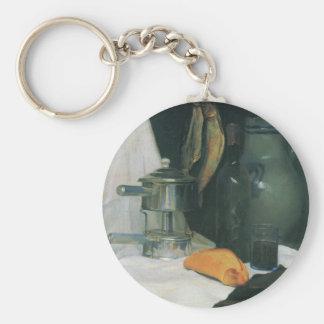 Felix Vallotton - Still Life with Herrings Key Chains