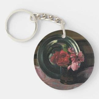 Felix Vallotton - Still Life with Roses Acrylic Key Chain