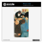 Felix Vallotton - The bistro Decal For The iPhone 4S