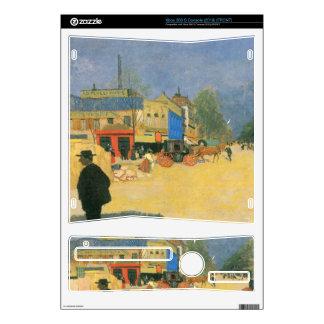Felix Vallotton - The Place Clichy in Paris Xbox 360 S Skin