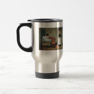 Felix Vallotton - The sick Coffee Mugs