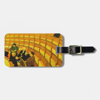 Felix Vallotton : The Third Gallery at The Theatre Luggage Tag