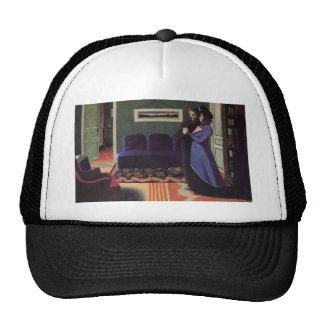 Felix Vallotton - The Visit Trucker Hat