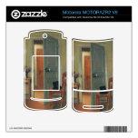 Felix Vallotton - The visit MOTORAZR2 V9 Skins