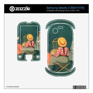 Felix Vallotton - The women Samsung Gravity 3 Decals
