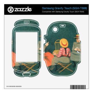 Felix Vallotton - The women Samsung Gravity Touch Skins