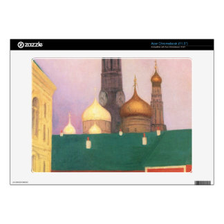 Felix Vallotton - View of the Kremlin in Moscow Acer Chromebook Skin