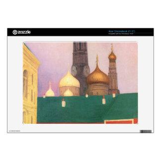 Felix Vallotton - vista del Kremlin en Moscú Acer Chromebook Skin