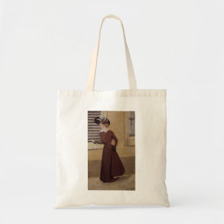 Felix Vallotton Woman with a Plumed Hat Tote Bags
