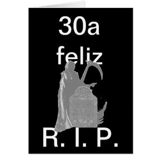 feliz 30a