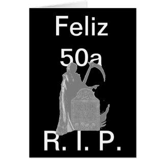 Feliz 50a