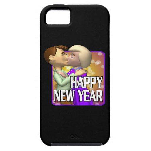Feliz Año Nuevo 10 iPhone 5 Funda