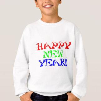 Feliz Año Nuevo 1 Sudadera
