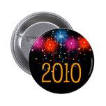 Feliz Año Nuevo 2010 Pin