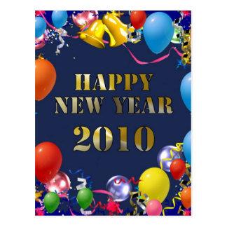 Feliz Año Nuevo 2010 Postales