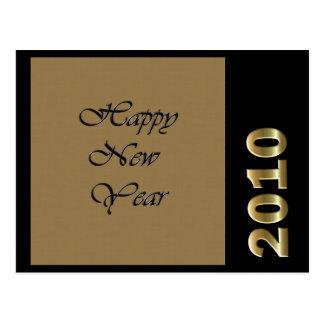Feliz Año Nuevo 2010 Tarjetas Postales
