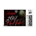 Feliz Año Nuevo 2011 - sellos del día de fiesta