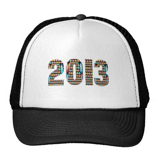 Feliz Año Nuevo 2013 ART101 Gorro De Camionero