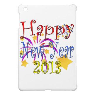 Feliz Año Nuevo 2013 iPad Mini Coberturas