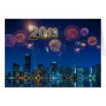 Feliz Año Nuevo 2013 Tarjetas