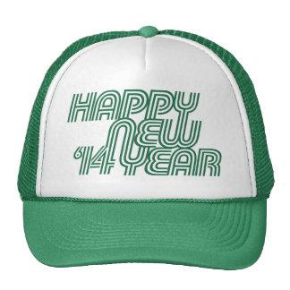 Feliz Año Nuevo 2014 Gorros