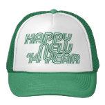Feliz Año Nuevo 2014 Gorro De Camionero