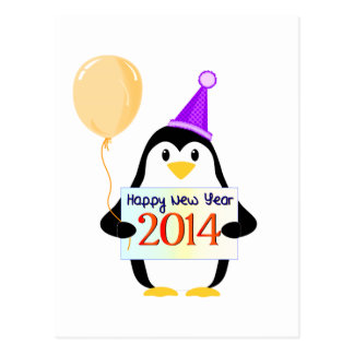 Feliz Año Nuevo 2014 Tarjetas Postales
