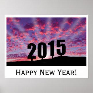 Feliz Año Nuevo - 2015 Posters