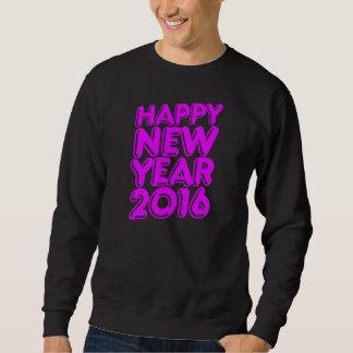 Feliz Año Nuevo 2016 Sudadera