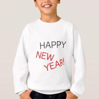 Feliz Año Nuevo 3 Sudadera