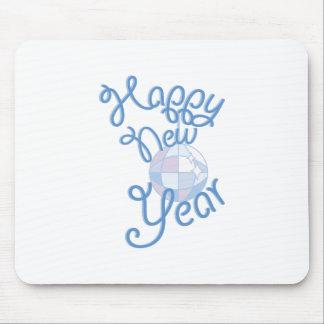 Feliz Año Nuevo Alfombrilla De Ratón