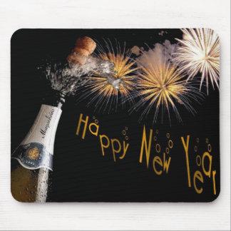 Feliz Año Nuevo Alfombrillas De Ratones