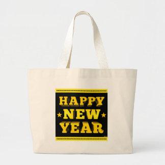 Feliz Año Nuevo Bolsa