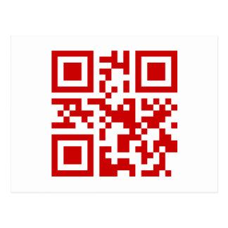 ¡Feliz Año Nuevo! -- Código de QR Tarjetas Postales