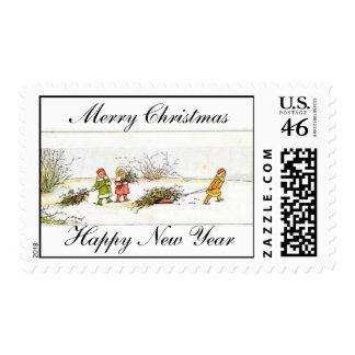 Feliz Año Nuevo de las Felices Navidad