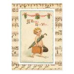 Feliz Año Nuevo de las postales
