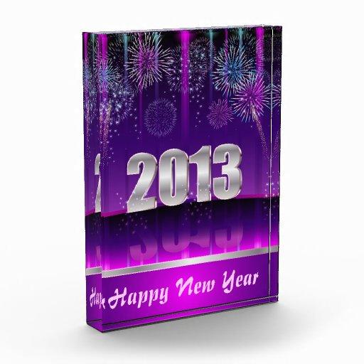 Feliz Año Nuevo del premio
