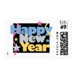 Feliz Año Nuevo elegante