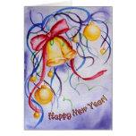¡Feliz Año Nuevo! Felicitación
