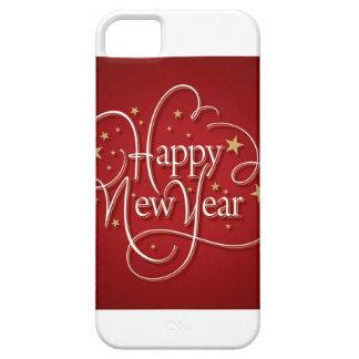 Feliz Año Nuevo iPhone 5 Case-Mate Funda