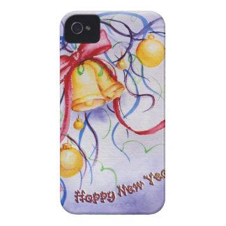 ¡Feliz Año Nuevo! iPhone 4 Protector
