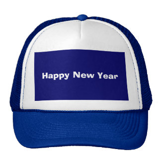 Feliz Año Nuevo Gorros