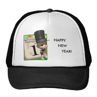 ¡FELIZ AÑO NUEVO! GORRA