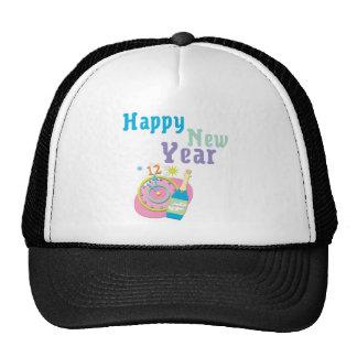Feliz Año Nuevo Gorra